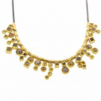 Todd Reed Diamond Collar Necklace, Style trdn611