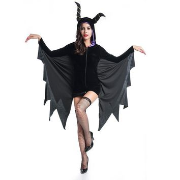 Cosplay Custome Halloween Black Costume [47035645977]
