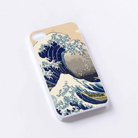 Hokusai Great Wave Japanese print Blue iPhone 4/4S, 5/5S, 5C,6,6plus,and Samsung s3,s4,s5,s6