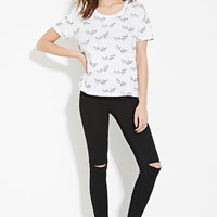 Heck Yeah Graphic Tee | Forever 21 - 2000151785