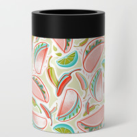 Taco Time Can Cooler by heatherduttonhangtightstudio