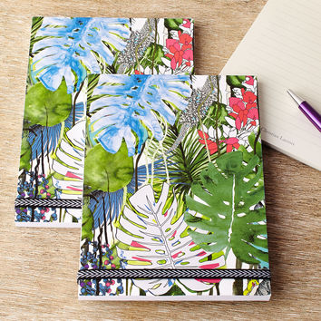 Large Exo-Chic Notebooks, Set of 3 - Christian Lacroix