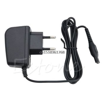 Shaver Razor Accessory For Philips Shaver HQ8500 EU Plug Universal AC Power Charger Cord Adapter #Y05# #C05#