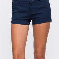 Clean Look Twill Short