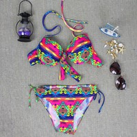 Womens Beach Unique Bikini Swimsuits