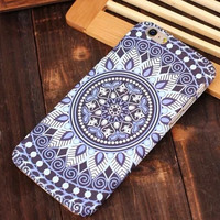 Vintage Geo Iphone Case for 6 6s plus