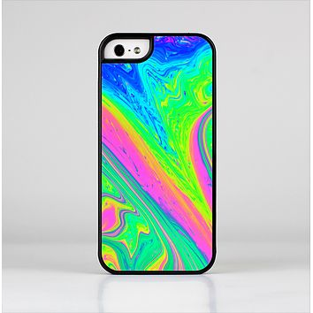 The Neon Color Fushion V3 Skin-Sert for the Apple iPhone 5-5s Skin-Sert Case