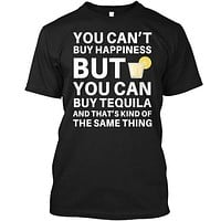 Tequila Happiness Drinking T-Shirt