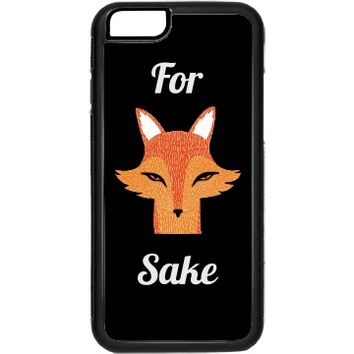 For Fox Sake Phone Case