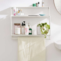 Cameron Bathroom Shelf | Urban Outfitters