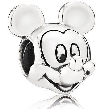 Authentic Pandora Jewelry - DISNEY Mickey Portrait