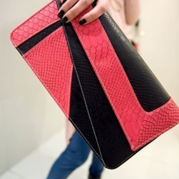 Women Classical Fashion One Shoulder Tote Bag On Sale = 4432169284