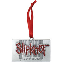 Slipknot Christmas Ornament