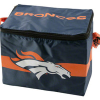 Denver Broncos 6pk Lunch Cooler