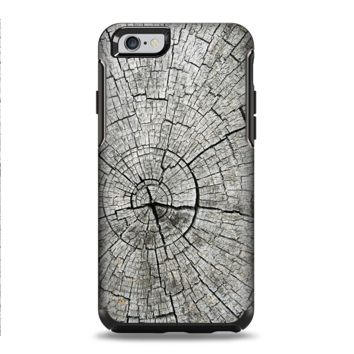 The Aged Cracked Tree Stump Core Apple iPhone 6 Plus Otterbox Symmetry Case Skin