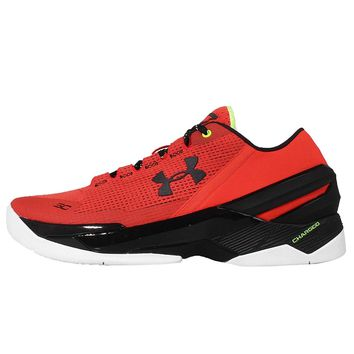Under Armour Men's Curry 2 Low Basketball Shoe Size 10