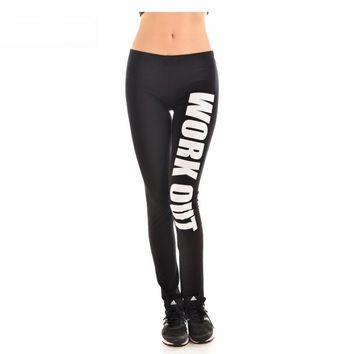 Work Out Athletic Leggings