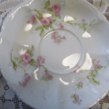 Theadore Limoges Tea Cup Saucer Only  French Tea Cups Saucer Replacement Limoges Fine China Tea Cup Set Tea Cups with Roses