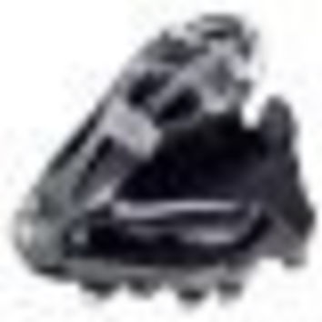 Nike Super Speed D 3/4 Mens Football Cleats Black/Grey