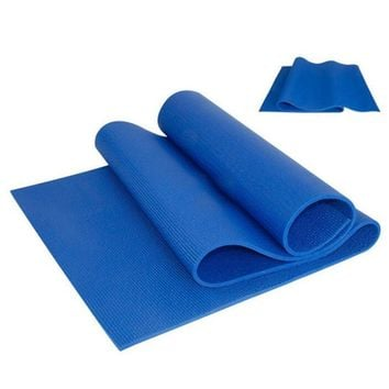 "Non-Slip 1/2"" PVC Thick Durable Yoga Mat"