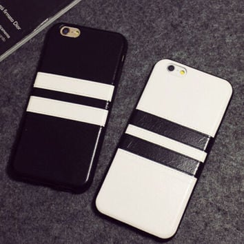 Straps Leather Case Sports Cover for iPhone 5s 6 6s Plus Gift+ Free Gift Box