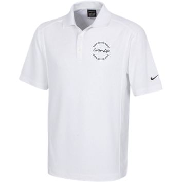 TL World 1 Nike ? Dri-Fit Polo Shirt