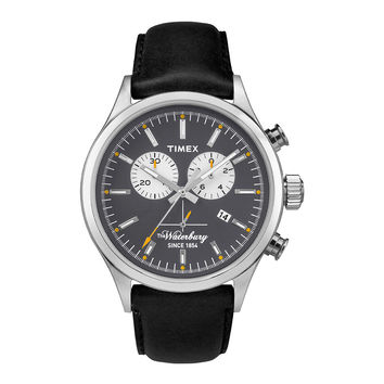 Timex Originals - Waterbury Chronograph Black