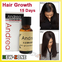 Fast Hair Growth Solution Essence Liquid for all hair loss type 20ML Hair Treatment 100% Natural Herbal Healthy Free Ship
