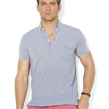 Polo Ralph Lauren Striped Lisle Pocket Shirt