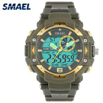 Army Green Watch Entertainment Cool Men Watches