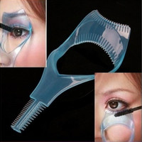 3in1 Mascara Applicator Guide Tool Eyelash Comb Makeup #lcmq = 5617162241