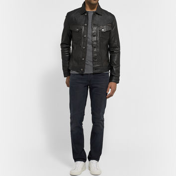 Nudie Jeans - Perry Leather Jacket | MR PORTER