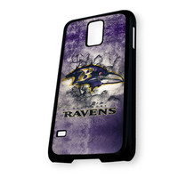 Baltimore Ravens (3) Samsung Galaxy S5 Case