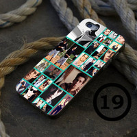 Dylan O'brien Collage - iPhone 4/4s, iPhone 5/5S, iPhone 5C and Samsung Galaxy S3/S4 Case.