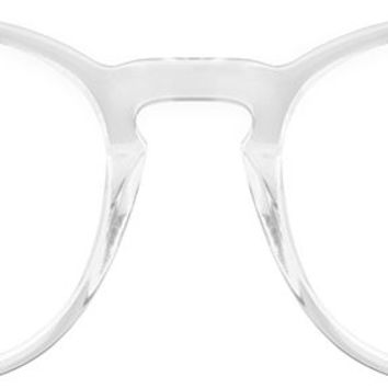 Translucent Round Eyeglasses #4422423 | Zenni Optical Eyeglasses