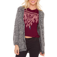 Claire Knit Cardigan