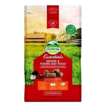 Oxbow Essentials Mouse & Young Rat Food 2.5 lbs