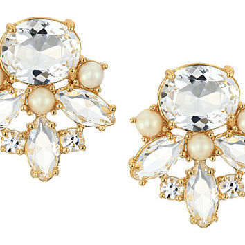 Kate Spade New York Chantilly Gems Studs Earrings