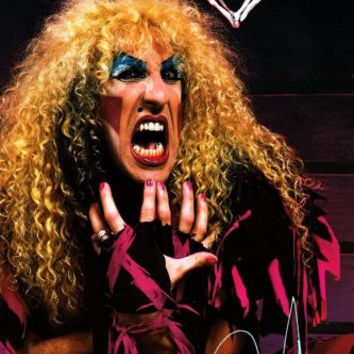 Twisted Sister mini poster 11x17 #01