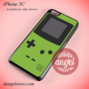 Green Gameboy Phone case for iPhone 5C and another iPhone devices