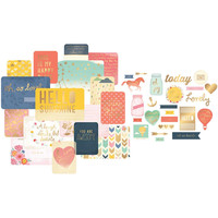 Project Life Gold Foil Lucky Charm Cards