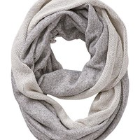 Athleta French Terry Scarf Size One Size - Oatmeal