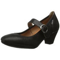 Mephisto Womens Philippa Suede Mary Jane Pumps