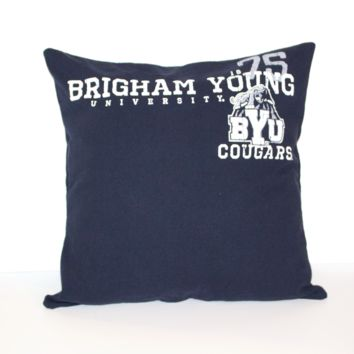 Brigham Young Pillow