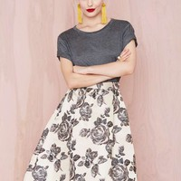 Heavy Petal Skirt