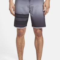 Men's Hurley 'Phantom - Julian' Scalloped Board Shorts