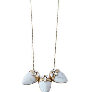 Tribeca Drop Necklace