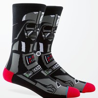 Stance Vader Crew Socks - Mens Socks - Black - One