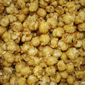 Caramel Popcorn with Cashews