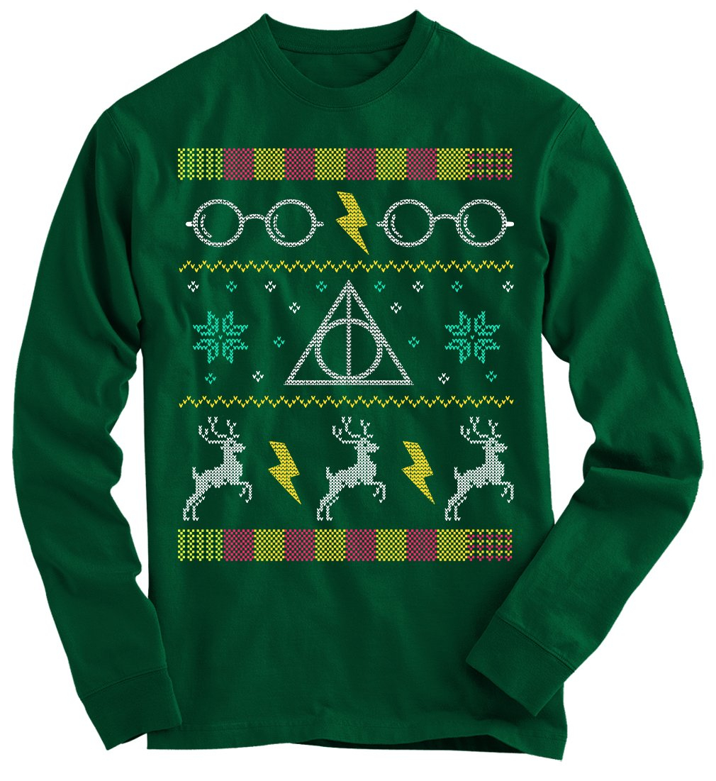 Best Harry Potter Christmas Sweater Products on Wanelo